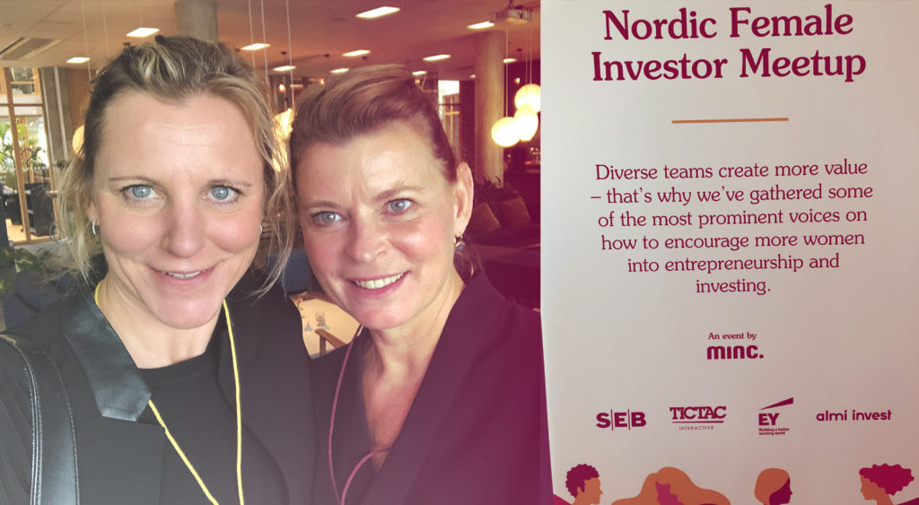 Nordic Female Investor Meetup 2018 – Diverse teams create more value - featured image