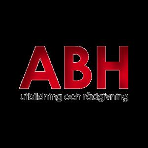 ABH Utbildning Logo
