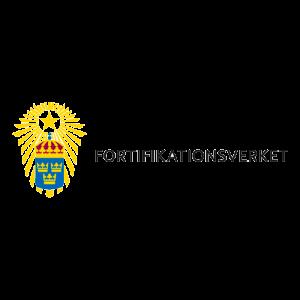 Fortifikationsverket Logo